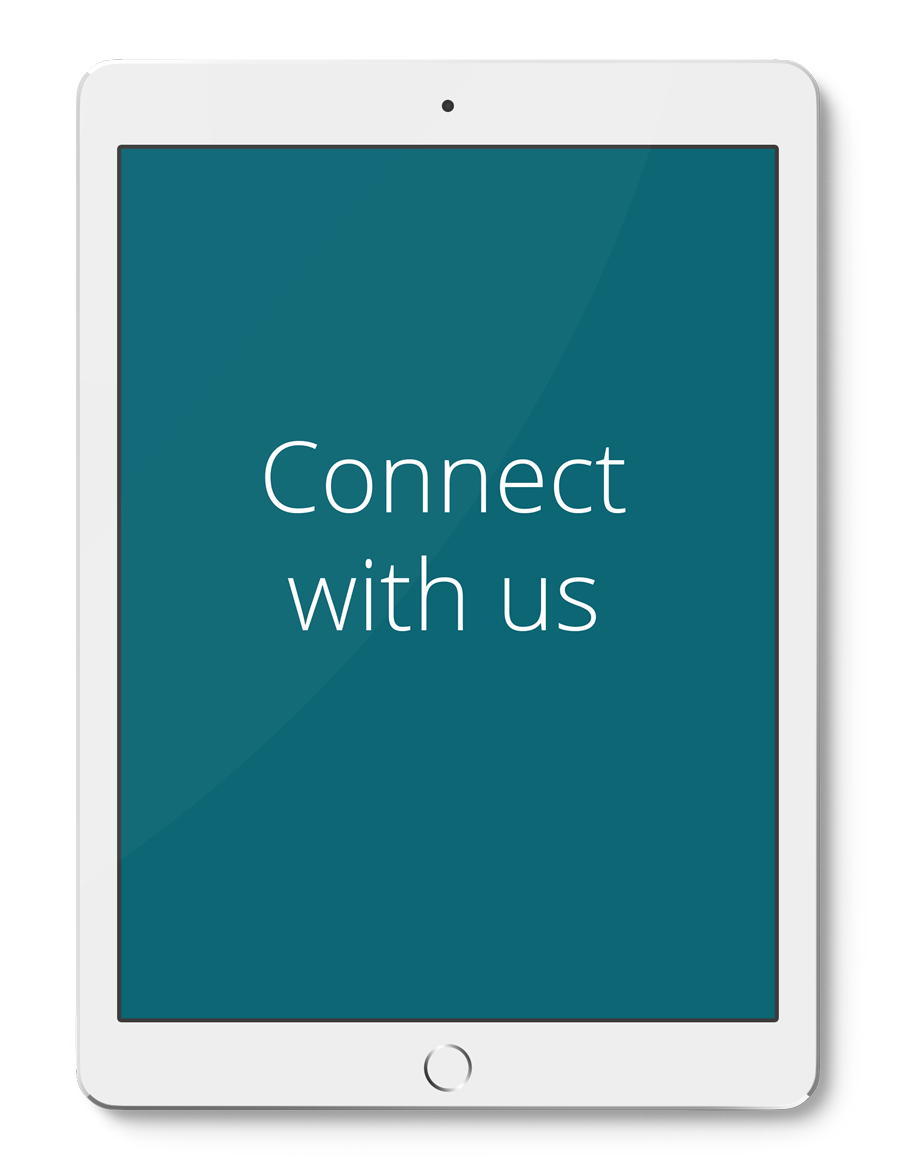 connect-with-us-ipad-teal
